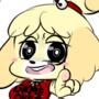 Gamer Isabelle