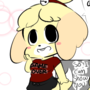 Gamer Isabelle, mean again
