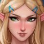 Cover for Waifunator vol.3 Zelda