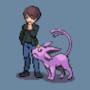 Me in a pokemon universe