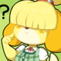 Isabelle with Bangs???
