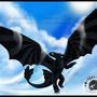 The fastest dragon alive by Kralissa
