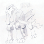 Entei by DiegoNOX