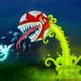 Piranha Plant by DRTDR