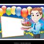 Birthday Card by Veinom
