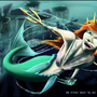 She Stayed Under The Sea. by Kuoke