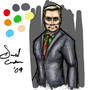 Nice Suit by LegendofDelza