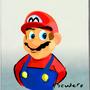 Mario by LegendofDelza