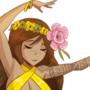 CDC - Hawaiian Dancer