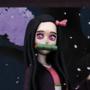 Demon Slayer Kimetsu no Yaiba 鬼滅の刃: Nezuko Fanart by SiakNoFethk