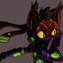 Cyborg Ninja Cat