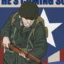 Confederate War Poster
