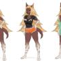 Sasa Outfits