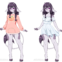 Small Moo Outfits