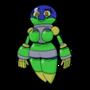 Slime gal