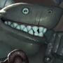 Shark dude