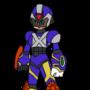 Mega Man X's Riot Armor