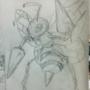 Beedrill! Sketch