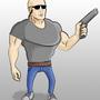 Special Agent Smith by BATJA