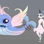 Yumen and Balena by PixelCake