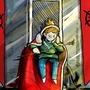 It's Tough Being King