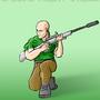 Special Agent O'Neill by BATJA