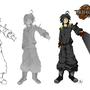 Jèsus Character Sheet by Animog