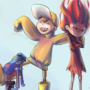 The Primary Color Gang