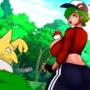 Avis meets her first pokemon part 1