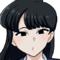 Komi-san Flossing! (Commission)