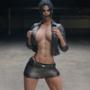 Mortal Kombat 9 - Mileena Pinup #8