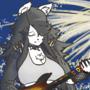 Theycallhimcake Maggie Guitar Hero