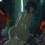 Motoko / Akira Animation (LOOP)