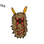 [AP Monster]No. 4: Mane caterpillar