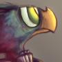 Aristocratic Bird