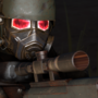 Ranger in the dark