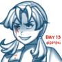 Day 13: Emoji Challenge- Crystal/Kris (Pokemon)
