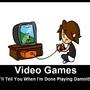 Video Games - Motivational