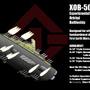XOB-501 Orbital Battleship by Chrisman01