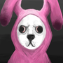 Pink bunny...NOT by Jaona