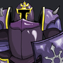 Chaos Knight by magicswordz