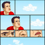 The Men Who Stare at Clouds by shamus306