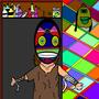 Masked druggy by staypuftnstuff