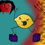 Lemon Revenge by Bobtheneonzombie