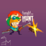 Tonight we hunt demon hunter