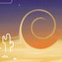 Swirly Desert