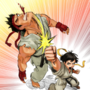 Makoto vs Ryu