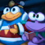 Kirby: Right Back at Ya! Scene Repainted