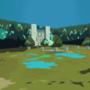 SMT Strange Journey Sector Eridanus map Pixel Recreation