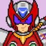 Mega Man X3; Visor Zero